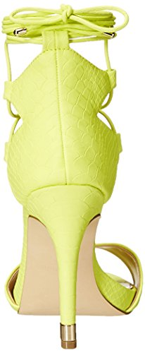 Call It Atnarko Miscellaneous dress Women's Sandal Spring Yellow rrqA6dv