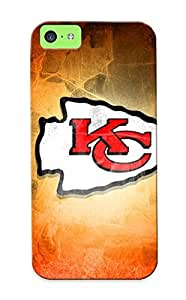 Blackducks Case Cover Kansas City Chiefs / Fashionable Case For Iphone 5c
