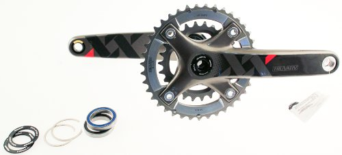SRAM TRUVATIV XX BB30 26/39t MTB Crankset PF30 170mm Double Mountain Bike by Truvativ