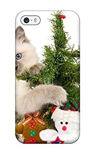 UXGjiCf428GrOzK Christmas Awesome High Quality Iphone 5/5s Case Skin