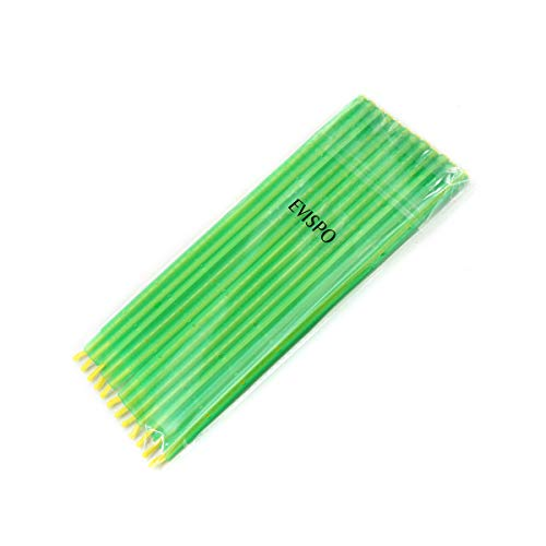 Stay Fresh Bag Clip Sealer Sticks (12 pieces) - Keep Your Food Fresh With An Airtight & Watertight Seal (large Only) (Green)