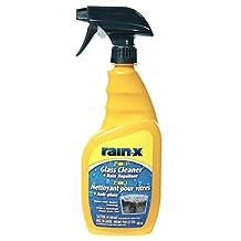 Rain-X 5076784 2-In-1 Glass Cleaner/Repellent, 680ML