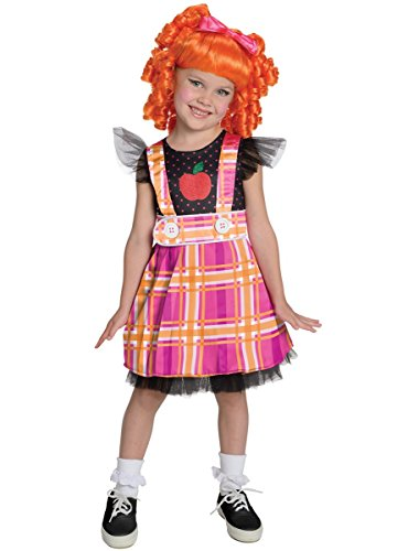 (Lalaloopsy Deluxe Bea Spells-a-Lot Toddler/Child Costume - 4-6)