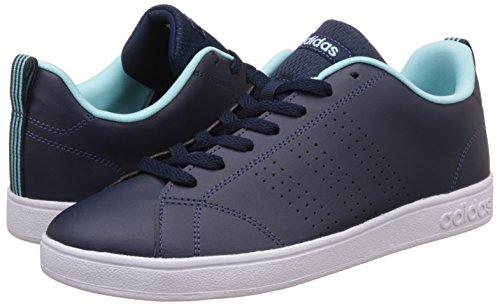 adidas VS ADVANTAGE CLEAN W - Zapatillas deportivas para Mujer Azul