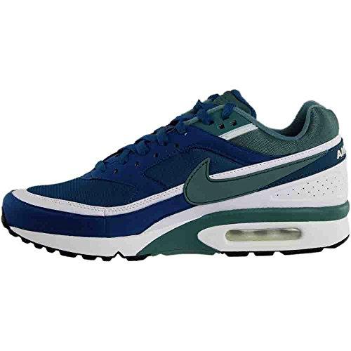 Nike Herren Air Max Bw Og Laufschuhe Azul (Azul (marina/grey jade-white))