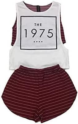 ملابس من قطعتين قطن قبة دائرية -نساء
