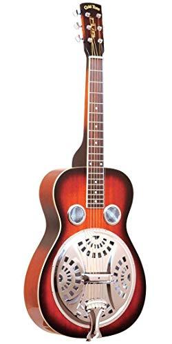 - Gold Tone Paul Beard Signature Series PBS Squareneck Resonator Guitar (Vintage Mahogany)
