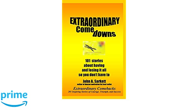 EXTRAORDINARY COMEdowns