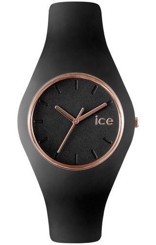 Ice-Watch - Glam - Black Rosegold - Unisex (43mm)