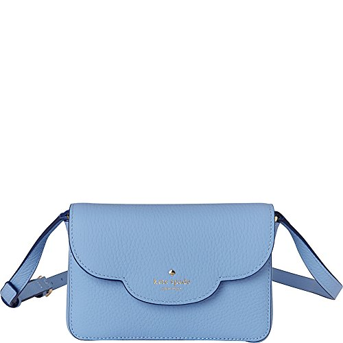 Kate Spade New York Women's Leewood Place Joley Soundview Blue Handbag