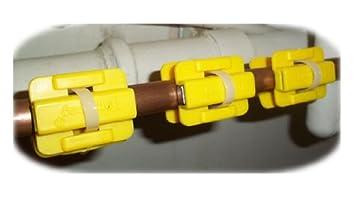 Matériaux bruts Magnetic Water Conditioner 4Paires X magnétique Adoucisseurs deau Construction