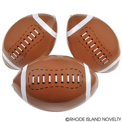 CVN SET of 6 Inflatable FOOTBALLS (16