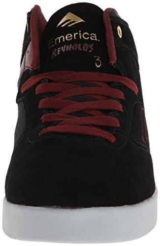 Emerica The Reynolds, Pantofole Uomo, Nero (Negro), 38