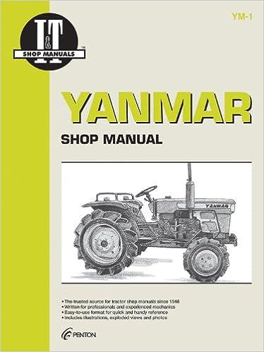 yanmar ym2000 manual download