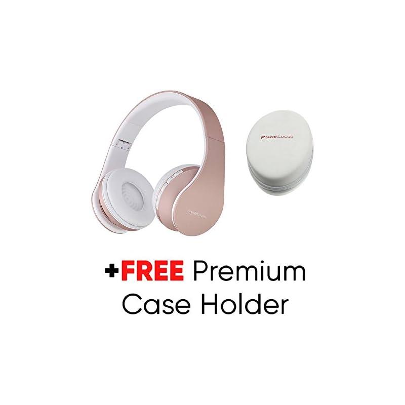 PowerLocus Wireless Bluetooth Over-Ear S