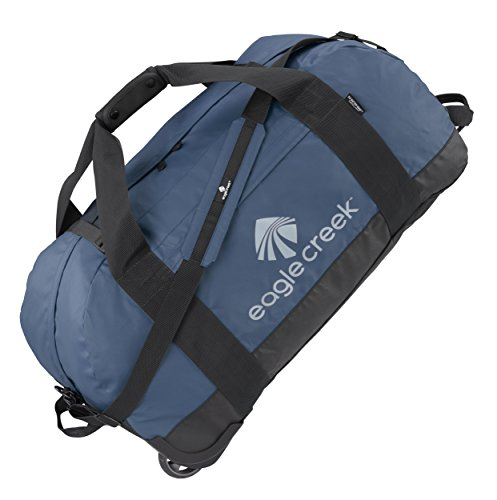 - Eagle Creek Travel Gear Luggage No Matter What Flashpoint Rolling Duffel L, Slate Blue