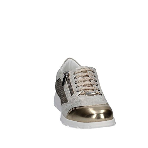 KEYS 5011 Shoes with laces Frauen Platino