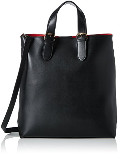 Borsette Cm b Pcnuna Pieces Donna Polso H 12x39x36 black Shopper T Schwarz Da X FEw1R