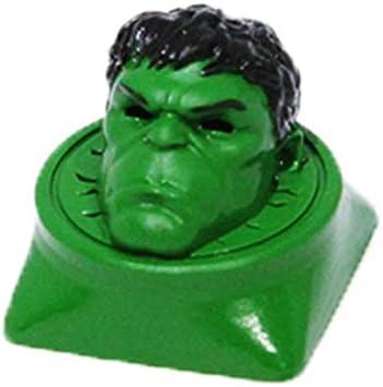 Teclas compatibles con teclados mecánicos Increíble Hulk ...