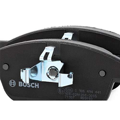 disco de freno Bosch 0 986 494 441 juego de discos de freno