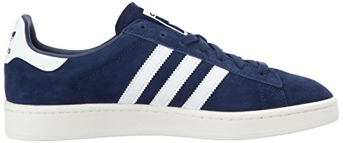 adidas Men's Campus Sneakers Dark Blue/White/Chalk White shipping outlet store online Inexpensive online cheap new arrival for sale discount sale ACSlDt2c