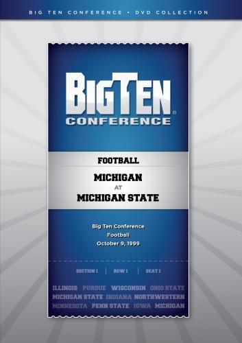1999 Big Ten Football Regular Season Game - Michigan at Michigan State