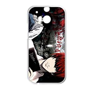 HTC One M8 Cell Phone Case White Death Note SUX_987314