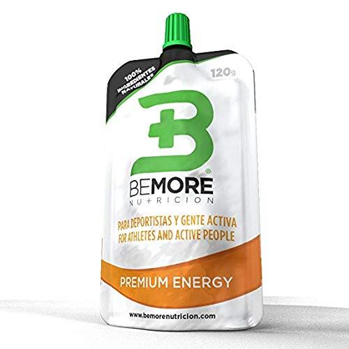Alimento Natural Energetico Bemore Nutricion (12 unidades de 120 gr.) product image