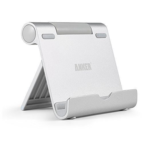 Anker-Portable-Multi-Angle-Stand-for-Tablets-e-readers-and-Smartphones-Compatible-with-iPhone-X88-Plus77-Plus-Samsung-Galaxy-S8S7Note-8-iPad-Pro-97105Airmini-Pixel-2-and-More