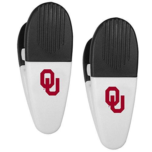 - NCAA Oklahoma Sooners Mini Chip Clip Magnets, Set of 2