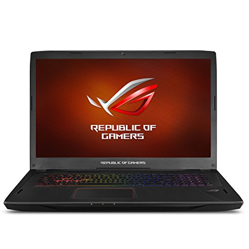 ASUS-ROG-STRIX-Gaming-Laptop-17-Full-HD-120Hz-Panel-Intel-Core-i7-28GHz-GTX-1080-8GB-16GB-DDR4-256GB-PCIe-SSD-1TB-HDD-Black-Aluminum-Hairline-GL702VI-WB74