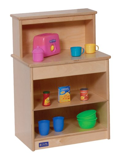 (Steffy Wood Products Toddler Hutch)