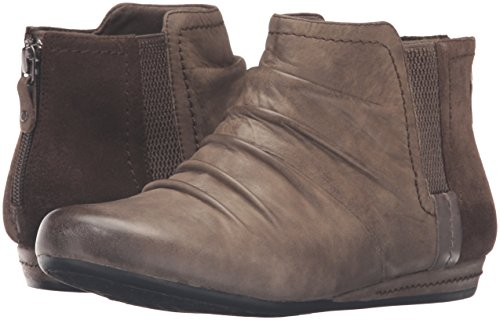 Pictures of Rockport Women's Cobb Hill Genevieve Boot Black 6 M US 4