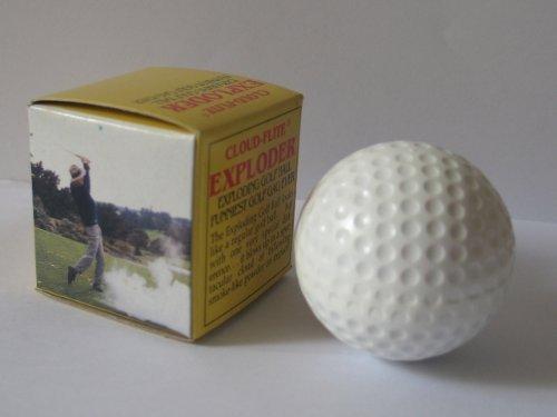 Trick Exploding Golf Ball (Exploding Golf Ball)
