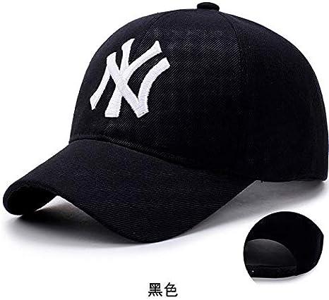 YYXXX Gorras de béisbol, Gorra de béisbol Casquillo Ocasional al ...