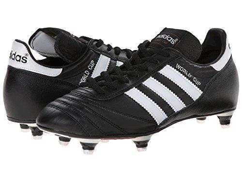 スリップ花嫁新しい意味(アディダス) adidas メンズサッカーシューズ?靴 World Cup Black/White 5 (23cm) D - Medium