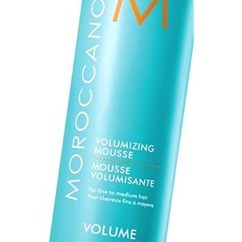 Amazon Com Moroccanoil Volumizing Mousse 8 5 Ounce