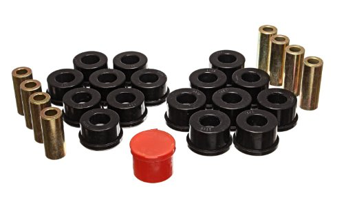 Energy Suspension 2.3109G CONTROL ARM BUSHINGS - REAR ()