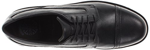 Dunham by New Balance Mens Jackson Shoe,Black,9 2E US