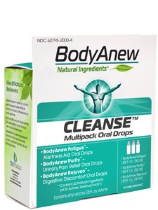 BodyAnew Cleanse Oral Drops