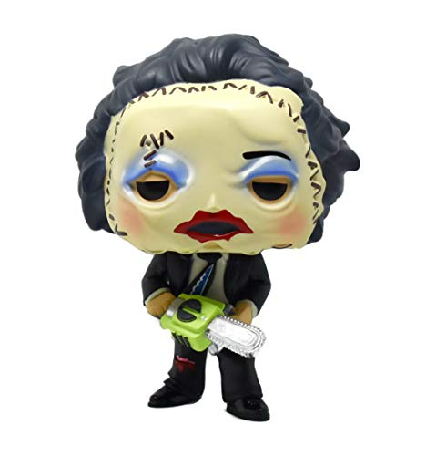 (Funko POP! Movies: The Texas Chainsaw Massacre - Leatherface [Pretty Woman Mask] #623 - H.T.)