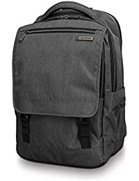 Modern Utility Paracycle Laptop Backpack, Charcoal Heather, One Size