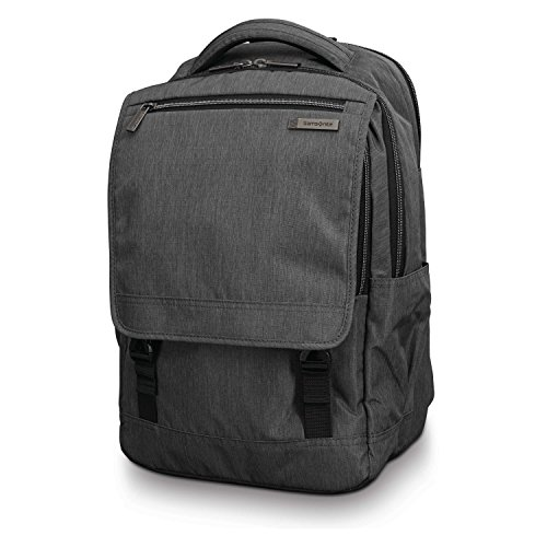 Samsonite Modern Utility Paracycle Backpack Laptop, Charcoal Heather, One Size 12 Inch Xenon 2 Light