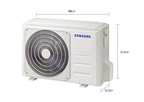 Samsung 1.5 Ton 3 Star Inverter Split AC (Copper, AR18TY3QCPU, White) 2021 July Split AC; 1.5 ton Energy Rating: 3 Star Warranty: 1 year on product, 5 years on condenser, 10 years on compressor