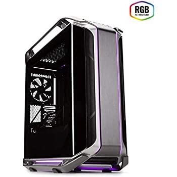 Amazon.com: Cougar Panzer EVO RGB Black ATX Full Tower RGB ...