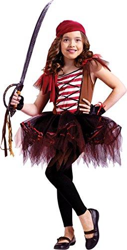 Fun World Batarina Pirate Child (Batarina Pirate Child Costumes)
