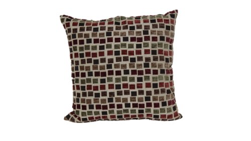 Brentwood 6900 Four Square Pillow, 18-Inch, Harvest ()