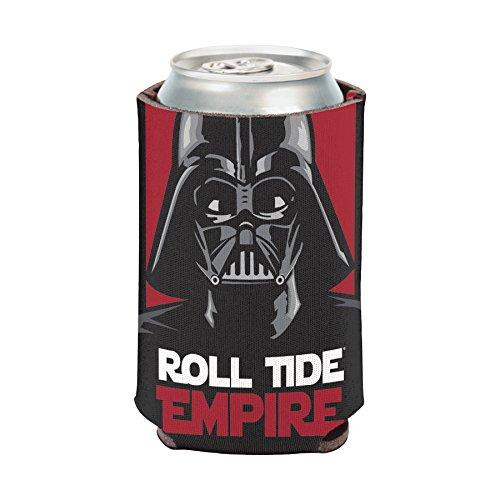 (NCAA Alabama Crimson Tide Star Wars Darth Vader Can Cooler)