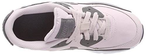Nike Air Max 90 LTR (PS), Zapatillas de Gimnasia Para Niñas Rosa (Barely Rose/gunsmoke-white-black 601)