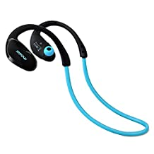 [New Version] Mpow Cheetah Bluetooth 4.1 Wireless Headphones Stereo Sport Running Headsets Earphones for iPhone 6s plus and android Smartphones